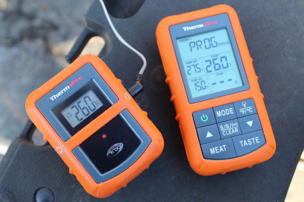 best smoker thermometer featured image of thermopro tp20