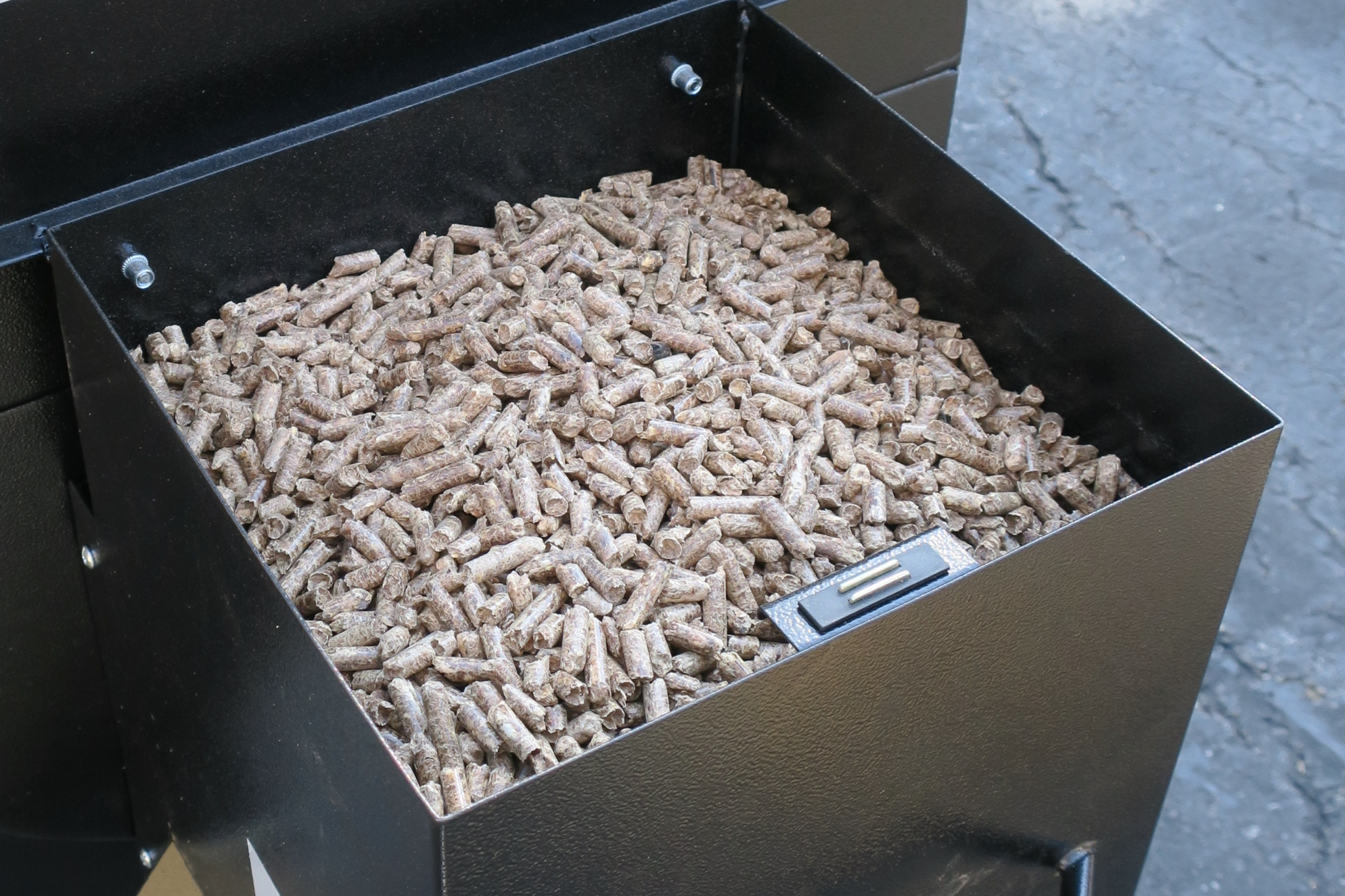 best wood pellets for smoking in hopper