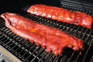best smoker for beginners featured image of ribs