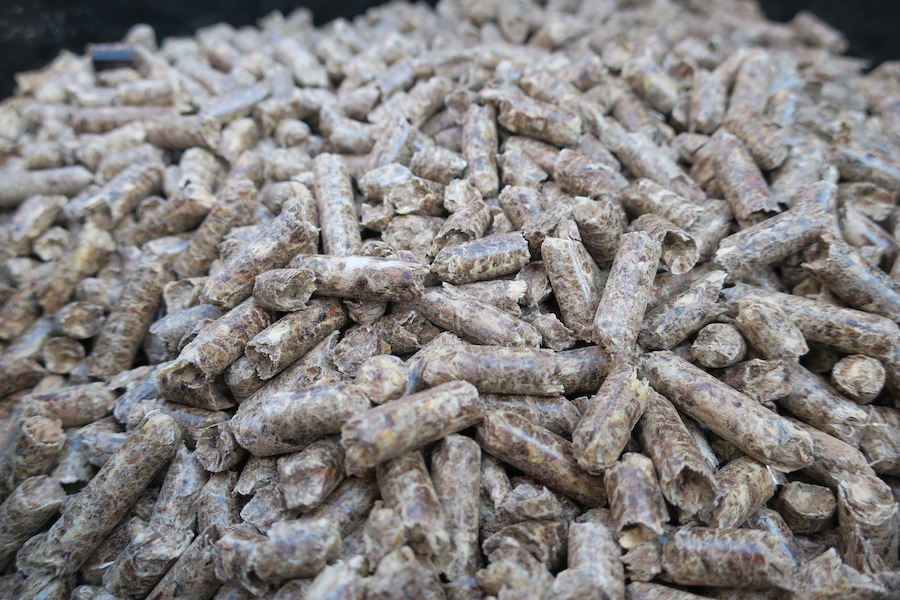 pellets for grill or smoker